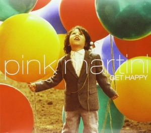 Get Happy album cover