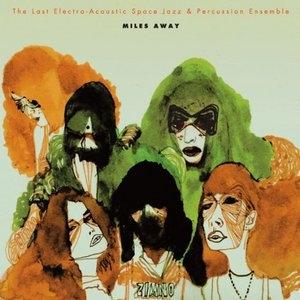 Miles Away album cover
