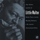 The Blues World Of Little... album cover