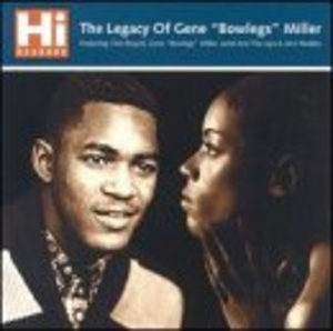 Legacy Of Gene Miller album cover