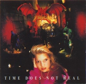 Time Does Not Heal album cover