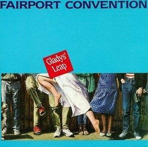 Gladys' Leap album cover