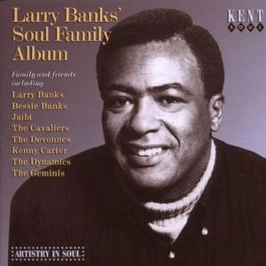 Larry Banks' Soul Family Album album cover