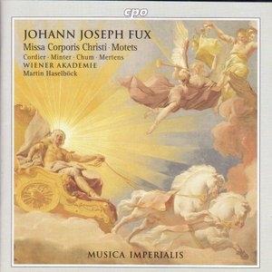 Fux: Missa Corporis Christi~ Motets album cover