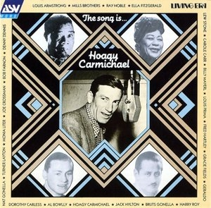 The Song Is...Hoagy Carmichael album cover