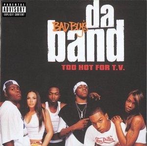 Too Hot For TV album cover