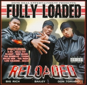 Reloaded album cover