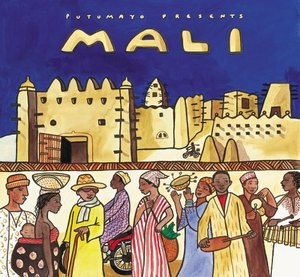 Putumayo Presents: Mali album cover