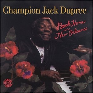 Back Home In New Orleans album cover