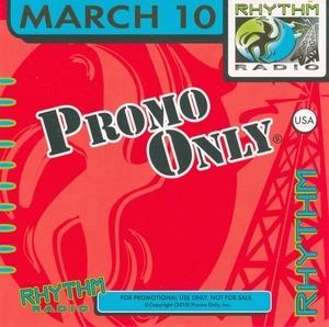 Promo Only: Rhythm Radio March '10 album cover