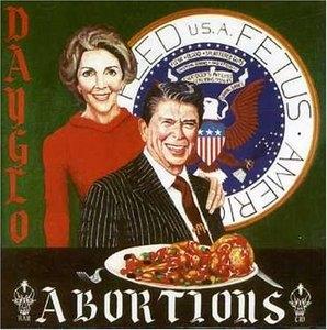 Feed Us A Fetus album cover