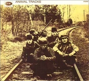 Animal Tracks (UK) album cover