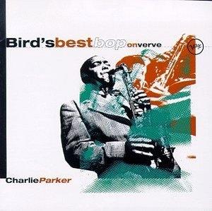 Bird's Best Bop On Verve album cover