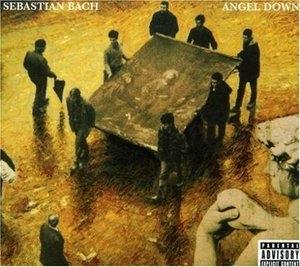 Angel Down album cover