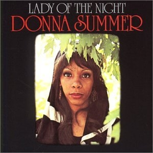 Lady Of The Night album cover