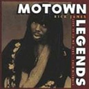 Motown Legends: Give It To Me Baby album cover
