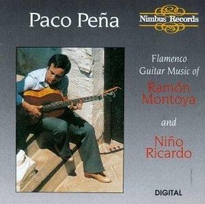 Flamenco Guitar Music Of Ramon Montoya & Nino Ricardo album cover