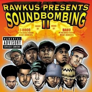 Rawkus Presents: Soundbombing II album cover