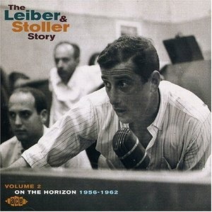 The Leiber & Stoller Story, Vol2: On The Horizon 1956-1962 album cover