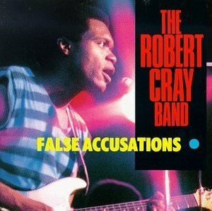 False Accusations album cover