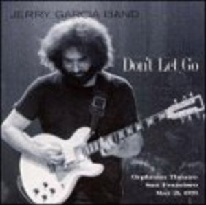 Don't Let Go album cover