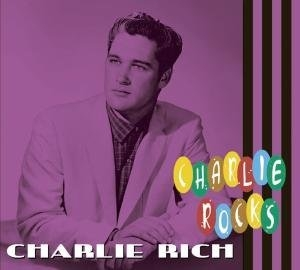 Charlie Rocks album cover