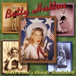 Hollywood's Blonde Bombshell album cover