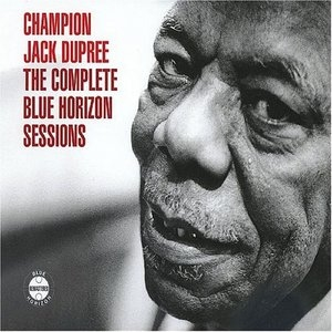 Complete Blue Horizon Sessions album cover