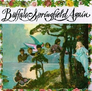 Buffalo Springfield Again album cover