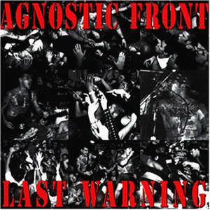 Last Warning album cover