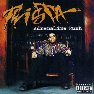 Adrenaline Rush album cover