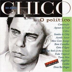 50 Anos: O Político album cover