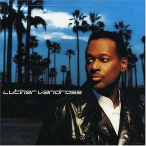 Luther Vandross album cover