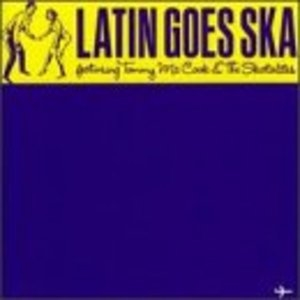 Latin Goes Ska album cover