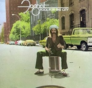 Fool For The City album cover