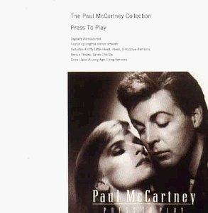 Press To Play: The Paul McCartney Collection album cover