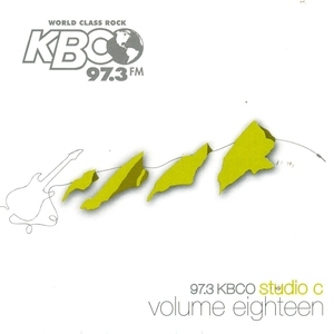 97.3 KBCO Studio C: Volume Eighteen album cover
