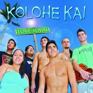 Love Town album cover