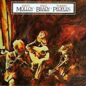 Molloy, Brady, Peoples album cover