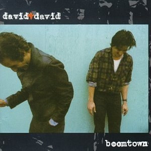 Boomtown album cover