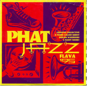 Phat Jazz Flava '95 album cover