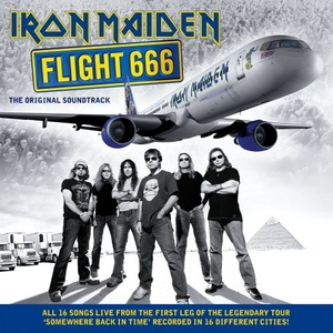 Flight 666 album cover