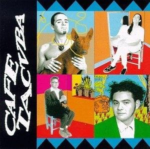 Café Tacvba album cover