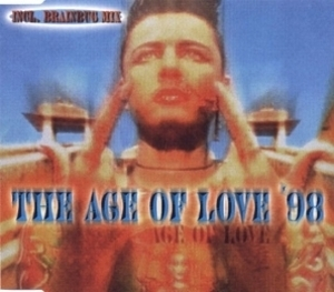 The Age Of Love '98 album cover