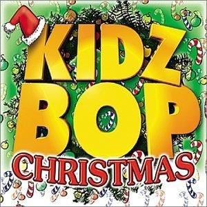 Kidz Bop Christmas album cover