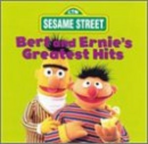Bert And Ernie's Greatest Hits album cover