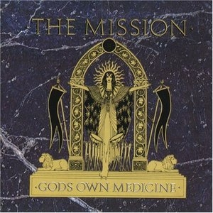 God's Own Medicine album cover