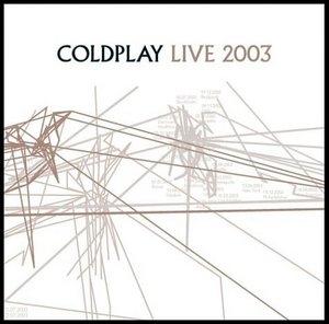 Live 2003 album cover