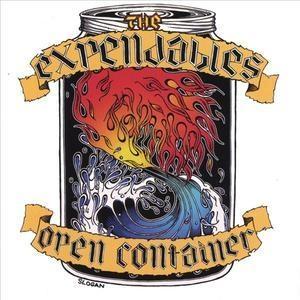 Open Container album cover