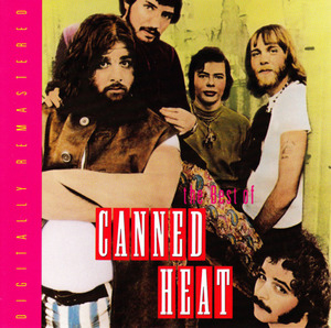 The Best Of Canned Heat (EMI) album cover